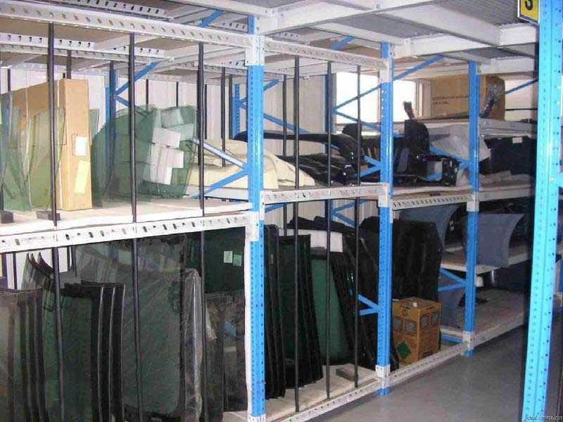 汽车4s店货架——挡风玻璃架